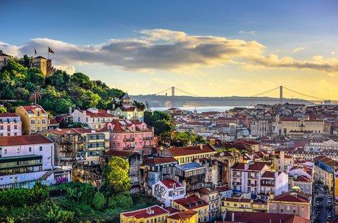 5 napos városnézés a mesés Lisszabonban