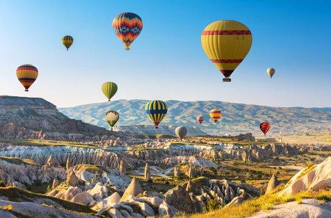 Páratlan nyár végi körutazás Törökországban