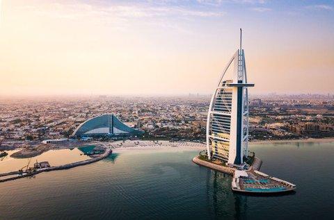 8 napos városlátogatás a fényűző Dubaiban