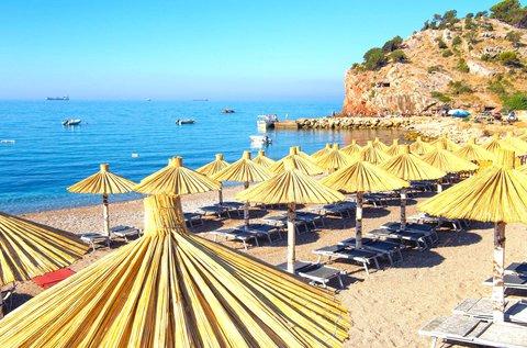 1 hetes tengerparti vakáció Montenegróban