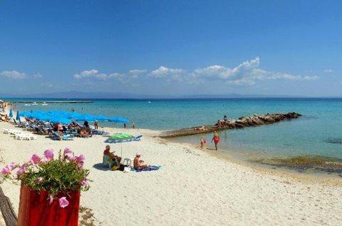1 hetes mesés nyaralás a Halkidiki-félszigeten