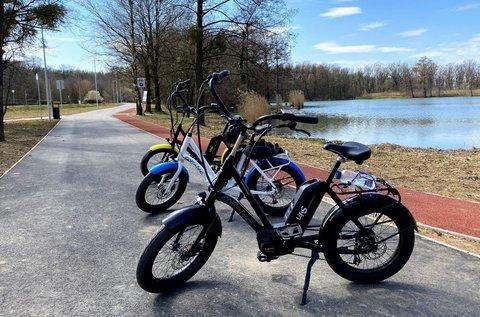 Hétvégi e-bike túra Celldömölk környékén