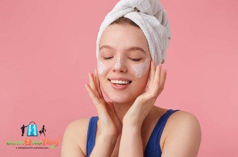 10 lépcsős arctisztító kezelés a csodálatos bőrért