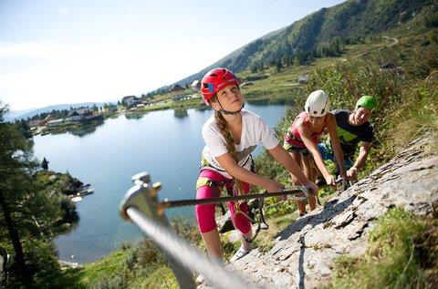 4 mesés nap az osztrák Alpokban, Pattergassenben