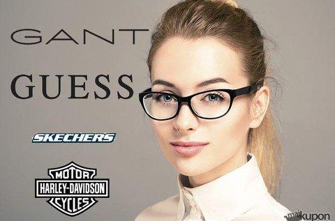 Személyre szabott szemüveg márkás kerettel