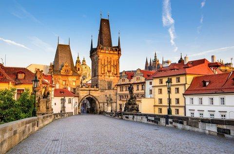 4 napos kalandozás a gyönyörű Prága szívében