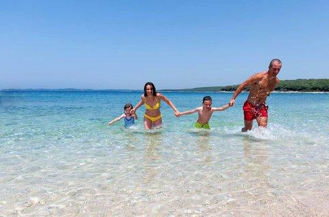 6 napos nyaralás 3 főnek Horvátországban