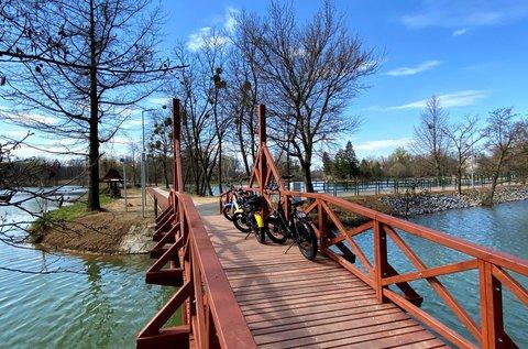 Hétvégi e-bike túra a Sághegy környékén