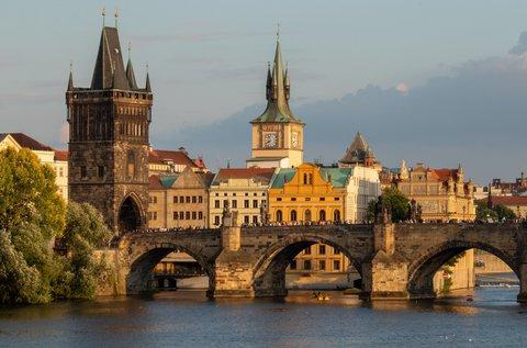3 napos barangolás a meseszép Prágában