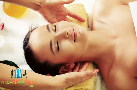 Bőrszépítő kezelés hideg arcvasalással
