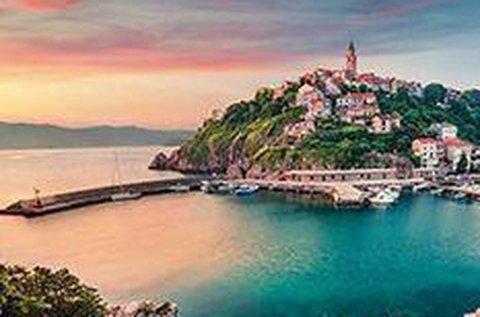 5 napos vakáció a horvátországi Krk-szigeten