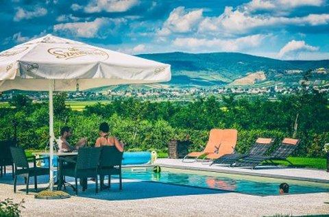 All inclusive nyári hétvégék Tokaj-Hegyalján