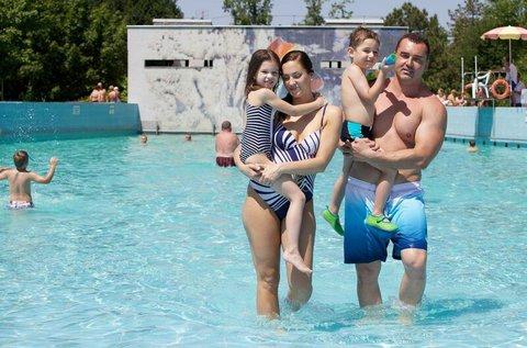 4 napos családi nyaralás Hajdúszoboszlón