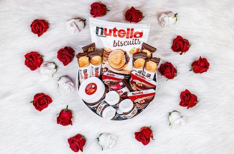 Nutella Box csokis válogatás édesszájúaknak