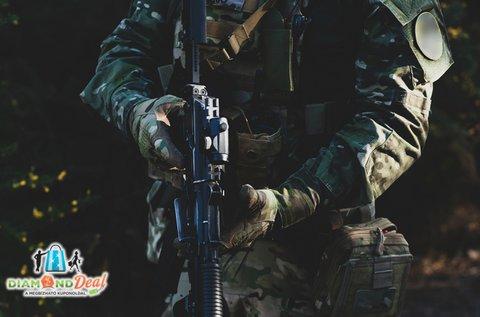112 lövés akár 12 különböző fegyverrel