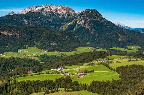 Alpesi pihenés élménydús programokkal Ausztriában
