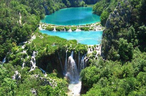 2 napos kirándulás Senjbe és a Plitvicei-tavakhoz
