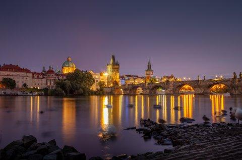 3 napos városnézés a csodás Prágában