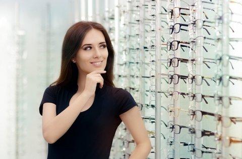 A hozzád illő szemüveg látásvizsgálattal