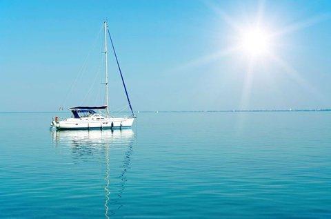 Nyári kaland a Balaton partján, Siófokon