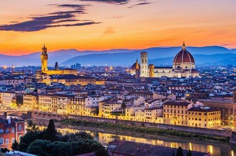 Fedezzétek fel Firenzét, a reneszánsz bölcsőjét!