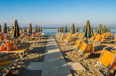 6 napos tengerparti nyár az olasz Adrián