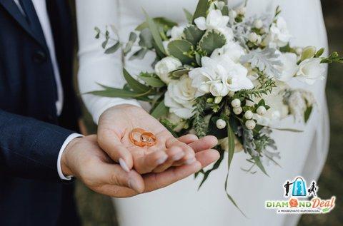 Profi esküvői fotózás polgári szertartáson