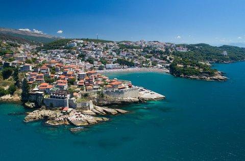 8 napos vakáció Montenegró tengerpartján