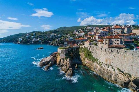 1 hetes kikapcsolódás Montenegró tengerpartján