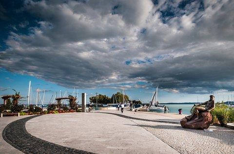 3 napos őszi pihenés Balatonfüreden