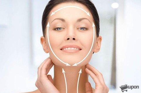 Sugárzó bőr japán arcfeszesítő kezeléssel