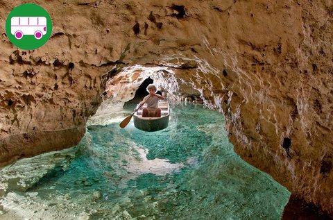 Buszos kirándulás a Tapolcai-tavasbarlanghoz