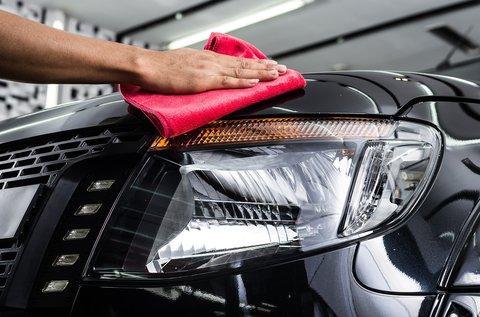 Üléskárpit tisztítás külső-belső autómosással