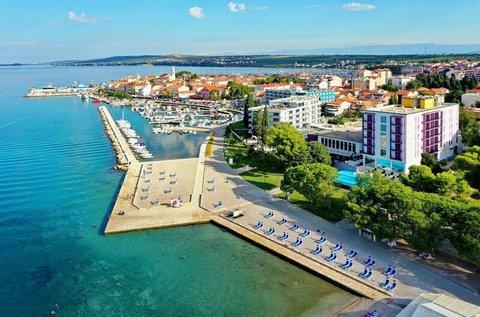 5 napos tengerparti üdülés Dalmáciában