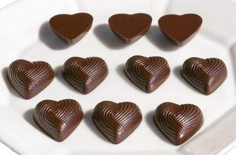 Bonbonkészítő kurzus minőségi belga csokival