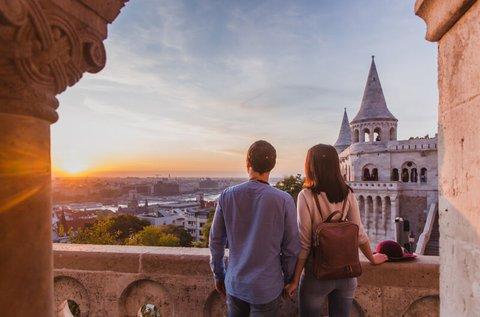 Gondűző pihenés Budapesten, hétvégén is