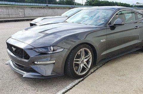 Próbálj ki egy automata váltós Ford Mustangot!