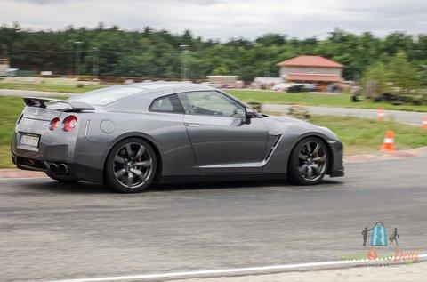 Nissan GT-R élményvezetés a Hungaroringen