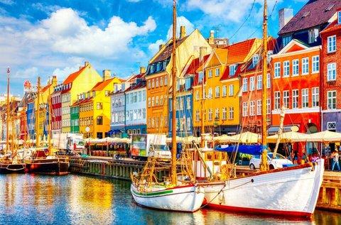 3 napos családi kiruccanás Koppenhágába