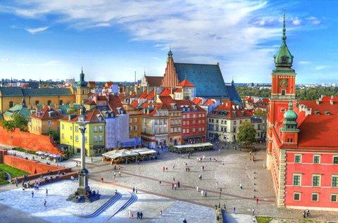 3 napos családi városnézés Varsóban