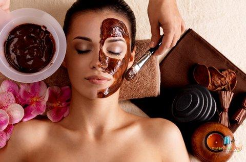 Sweet Skin csokis hidratáló, ránctalanító kezelés