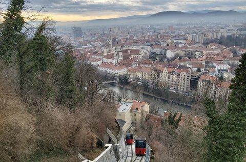 Látogatás a stájer dizájnvárosban, Grazban