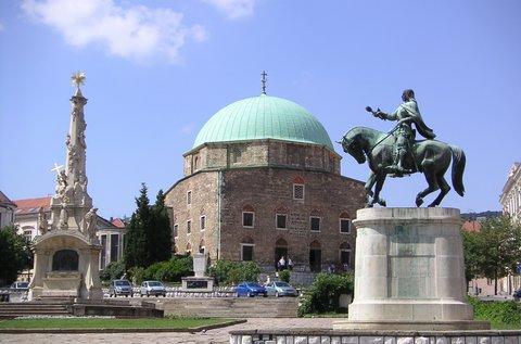 3 napos feltöltődés a Mecsekoldalban, Pécsen