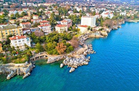 5 napos tengerparti vakáció Horvátországban