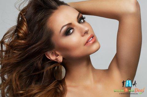 Női hajvágás BC Fibre Clinix keratinos kezeléssel