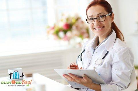 Candida, vastagbél és pajzsmirigy állapotfelmérés