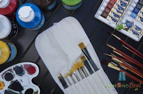 3 órás kreatív festő workshop 1 fő részére