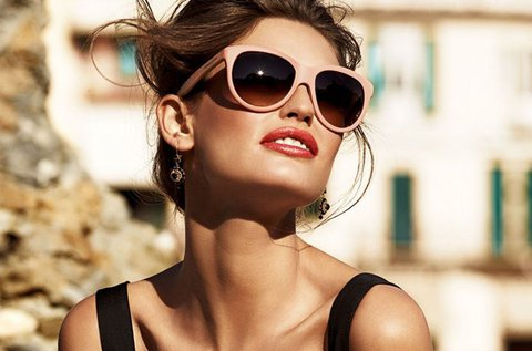 Trendi dioptriás szemüveg látásvizsgálattal