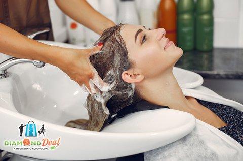 5 alkalmas hajmosás és szárítás bérlet