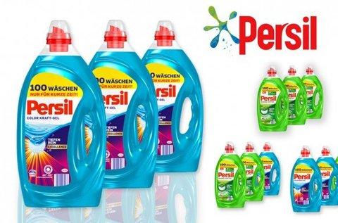 3x5 l-es Persil mosógél csomag